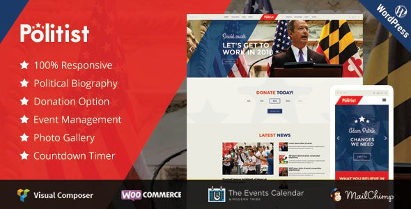 Politist-–-Responsive-WP-Theme-for-Politicians-Activism