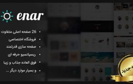 enar wordpress theme